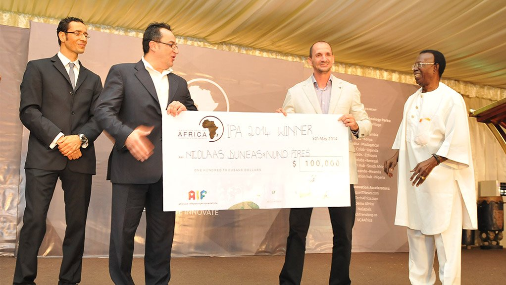 Call for entries for 2015 Innovation Prize for Africa