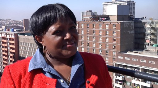 Rooftop garden to enhance food security