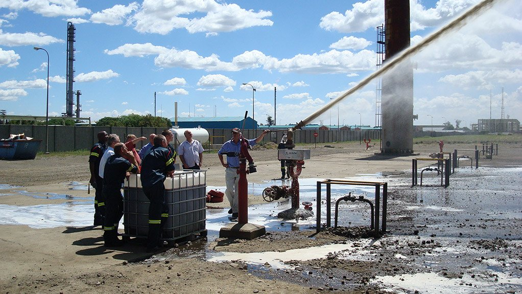 TRAINING DoseTech offers extensive training on fire protection