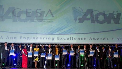 Cesa announces Aon engineering stars