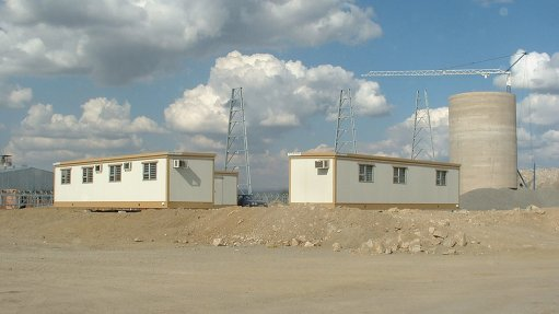 Mobile homes suitable for mine site accommodation