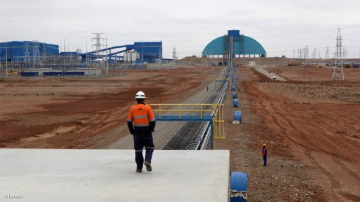 Oyu Tolgoi inks power cooperation accord with Mongolia govt