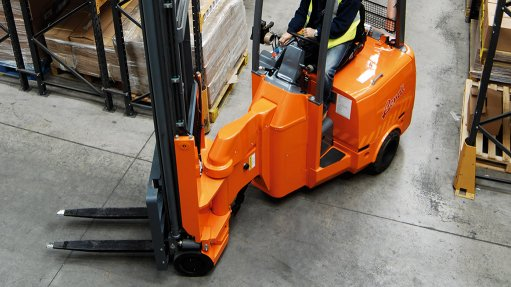 Lift Truck's star continues to shine