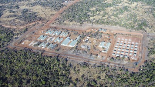 Mineworkers benefit from wholesome living environments