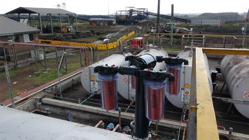 APPROPRIATE FILTRATION The local oil industry needs to employ filters for holding-tank breather pipes