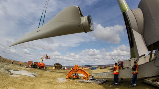 Glencore builds Canada's first large wind and energy storage facility