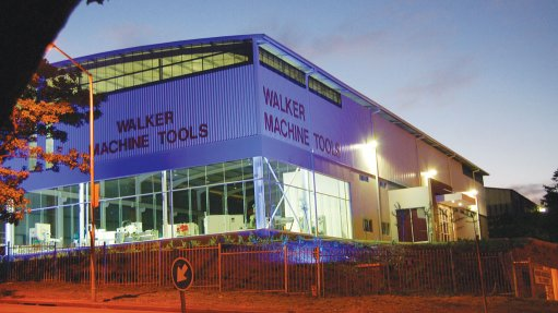 Walker  Machine Tools