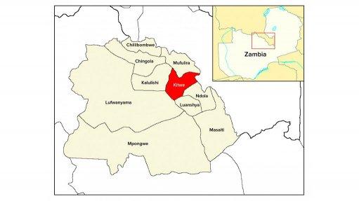 Zambian Minister commissions mining equipment