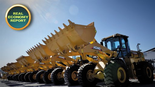 Chinese construction and mining machinery launched locally