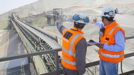 Conveyor-belt training  deals with industry needs