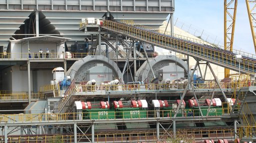Plant engineering specialist supplies third mill to Angolan diamond mine