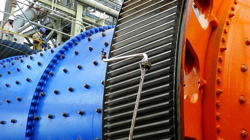 Lubrication reduces energy consumption  of mill motors