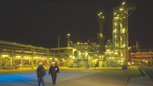 SHINING BRIGHT Sasol achieved an operating profit of R41.7-billion on revenue of R202.7-billion