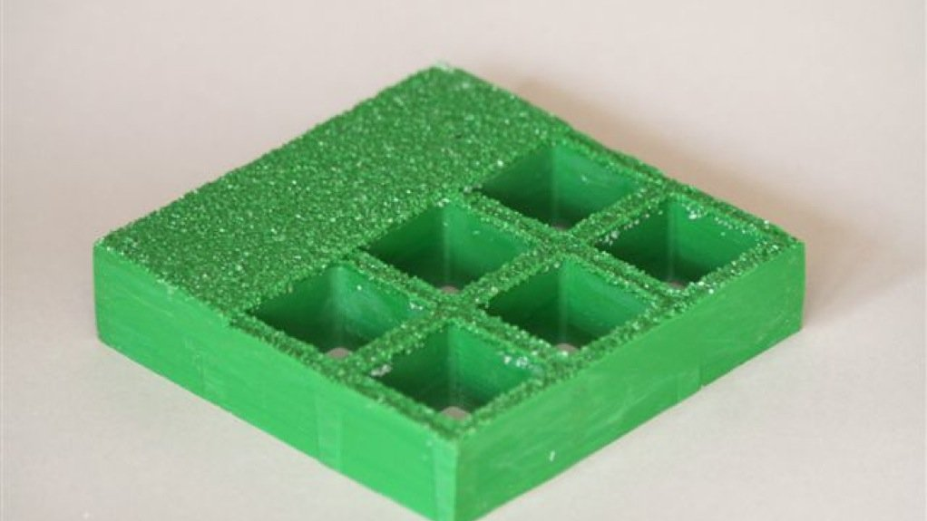 Fibreglass products aimed at water engineering sector