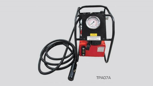 Torque wrench  pumps introduced