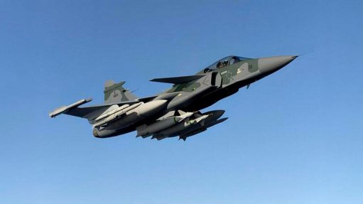 Engineering News - New Swedish fighters to have SA parts in