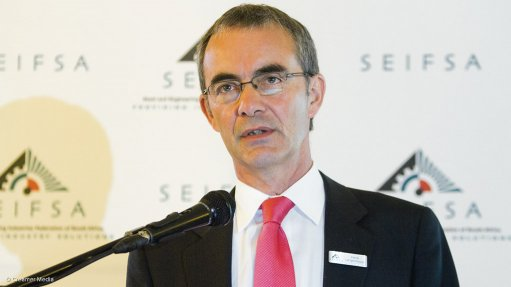 Metals and engineering sector set to contract in 2014 - Seifsa