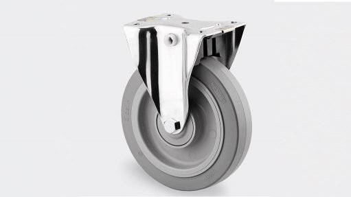 New series of stainless steel castors launched