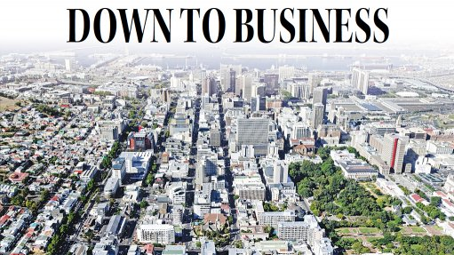 Cape Town sharpens its business image as it looks beyond tourism
