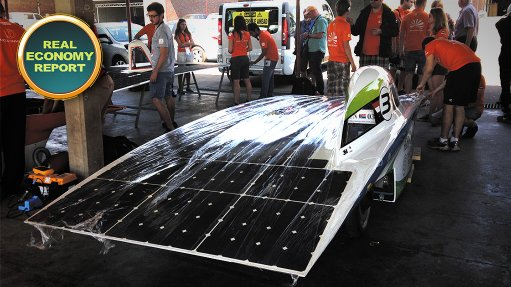 Dutch team clinches 2014 Sasol Solar Challenge title