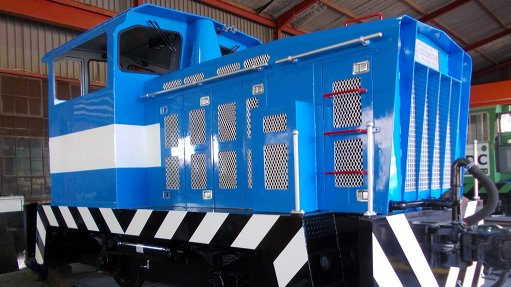 Diesel locomotives  remain popular in Africa