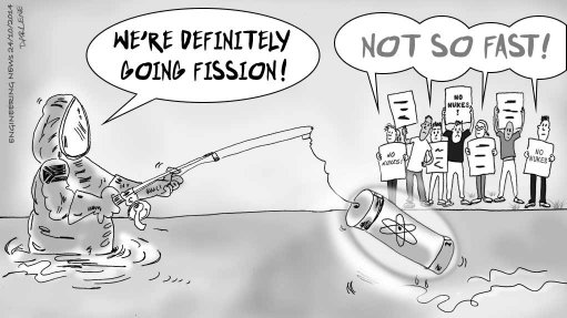 FISSION & FRICTION