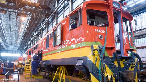 Rail fleet maintenance backlog cleared