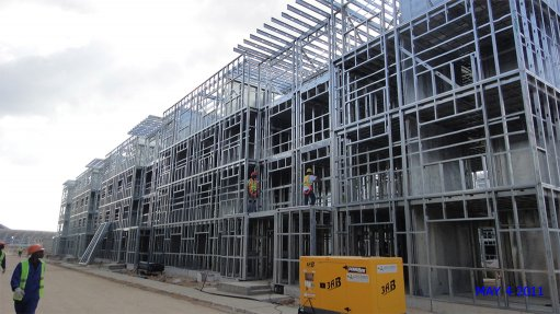 Light steel frame building industry increases steel consumption