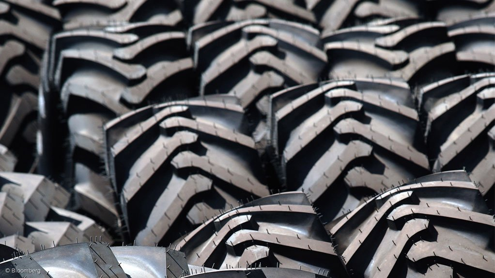 INITIATIVE SUCCESS The Recycling and Economic Development Initiative of South Africa had processed about 35 489 t of waste tyres as at the end of September