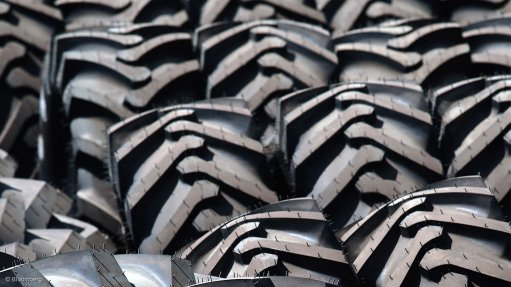 Waste tyre project possibly replicable for other waste streams
