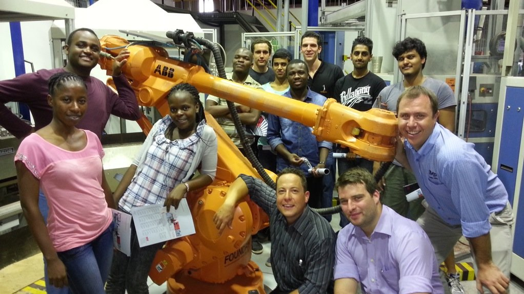 SEW-EURODRIVE The company runs several initiatives that exposes engineering students to the working environment