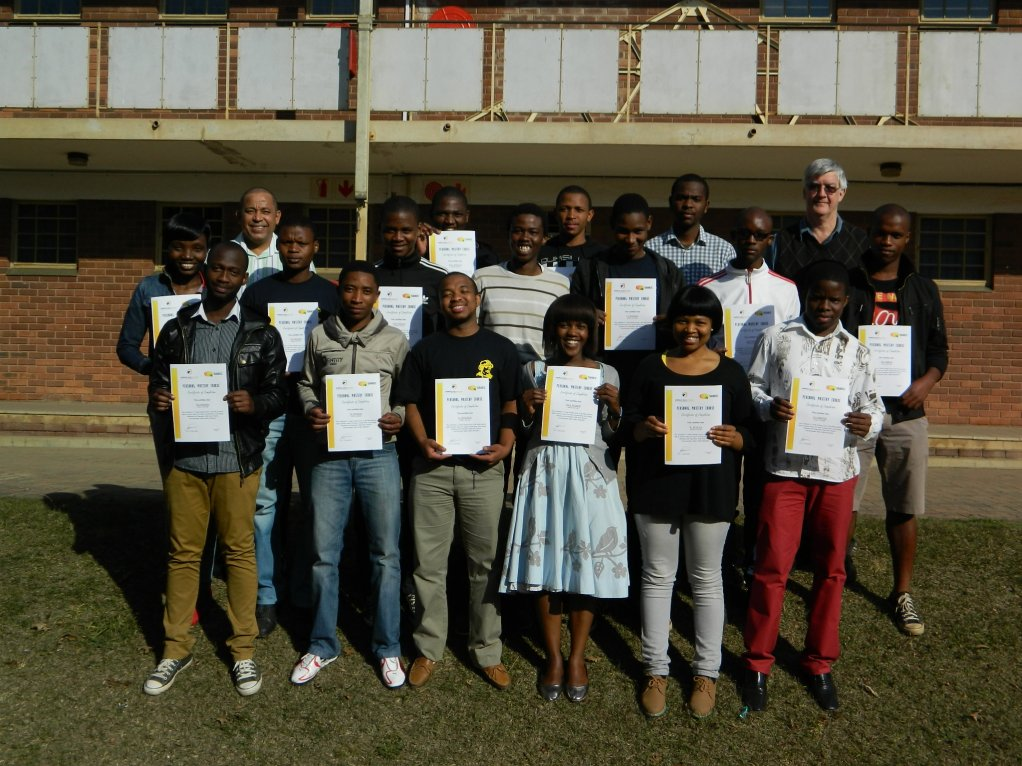 SMEC LIFE SKILLS TRAINING PROGRAMME Thus far, more than 70 civil engineering students from the Durban University of Technology Pietermaritzburg Campus have benefitted from the programme