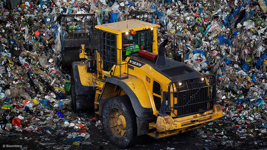 LARGE-SCALE RECYCLING Improved recycling could reduce costs to the economy by R19-billion a year, besides recovering R17-billion a year worth of resources