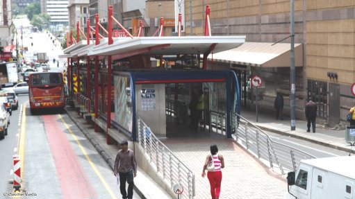 Public transport gains momentum in South Africa