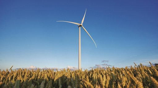 Turbine for low wind speed areas launched