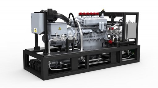 Company launches  diesel-driven generators
