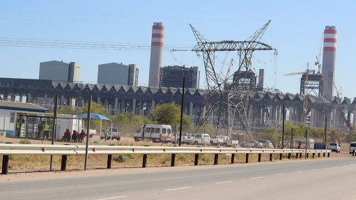 MEDUPI POWER STATION At full capacity the station will add 4 800 MW to the national grid