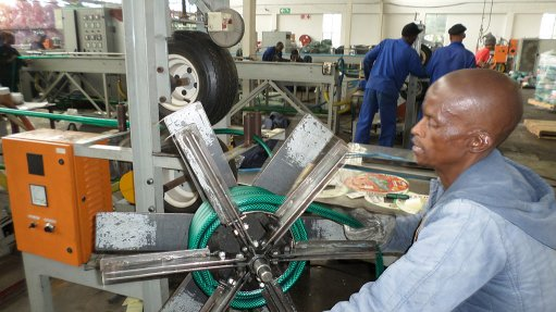 ZEROING IN ON ZIMBABWE Reinforced Hosing is finalising plans to open a product depot in Harare, Zimbabwe, in this quarter