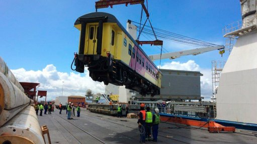 SA company delivers  passenger coaches to Angolan client