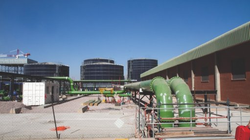 MEDUPI BOILERS Mitsubishi Hitachi Power Systems Africa took over the boiler contacts that were awarded to Hitach