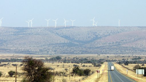 Wind farm to go live before year-end