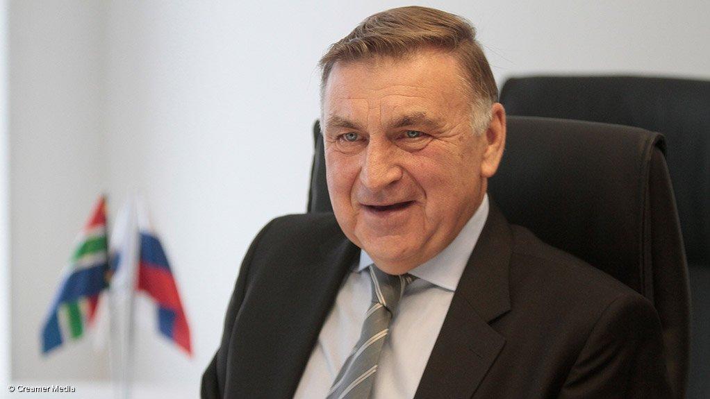Rosatom regional VP: sub-Saharan Africa Viktor Polikarpov