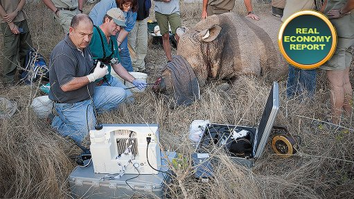 Rhino ambulance to save poaching survivors