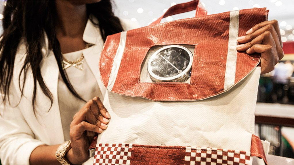 Local producers of solar-powered school bags featured on CNN