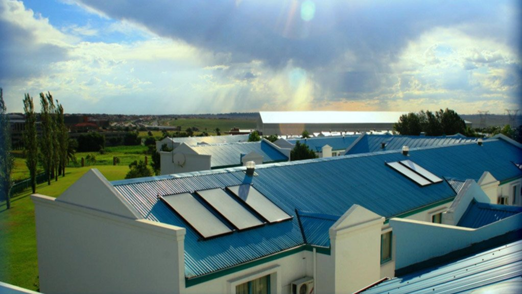 MASS ADOPTION SolarPlus's goal is to implement its systems at 200 000 homes within a ten-year period