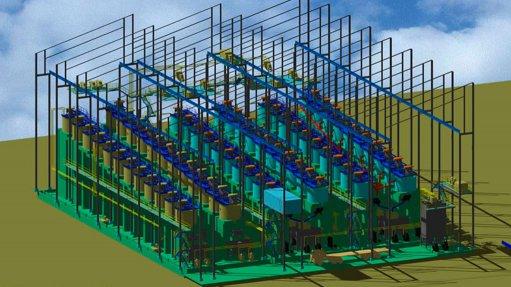 PLANT DESIGN Tenova Bateman has executed a feasibility study using AutoCAD Plant three-dimensional, AutoCaD P&ID and Autodesk Navisworks software