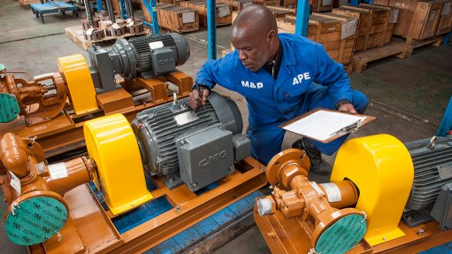 Split-case pumps range to reduce lead times