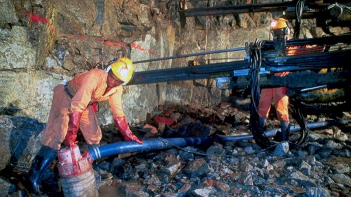 Campaign to build  in-depth understanding  of mining dewatering