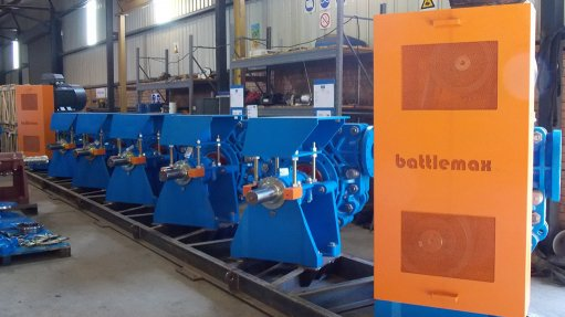 Pumps supplier to  commission new slurry pumps at Gauteng mine