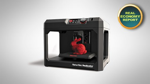 Desktop 3D printers in industry may change development cycles